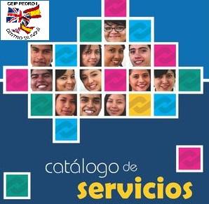 CATALOGO DE SERVICIOS
